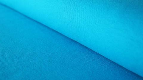 Dunkeltürkisener Bündchenstoff: Heike - 100 cm kaufen im Makerist Materialshop