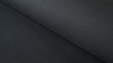 Sweatstoff schwarz: Eike - 155 cm im Makerist Materialshop