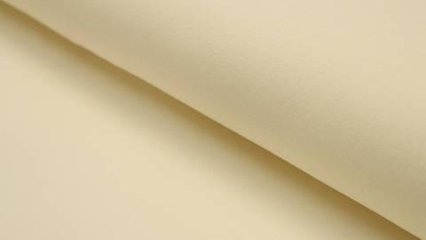 Naturfarbener Bündchenstoff: Heike - 100 cm kaufen im Makerist Materialshop