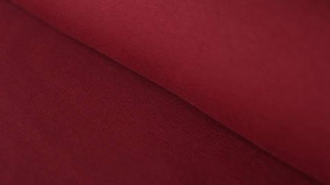 Bordeauxfarbener Bündchenstoff: Heike - 100 cm kaufen im Makerist Materialshop