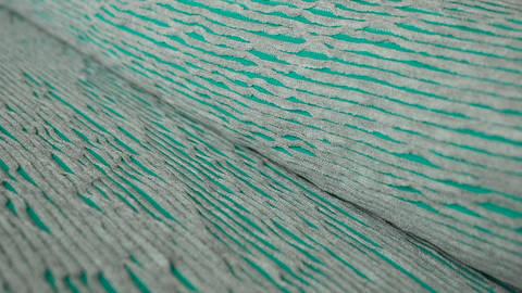 Türkiser 2-Farben-Strick: 2-Tone - 145 cm kaufen im Makerist Materialshop