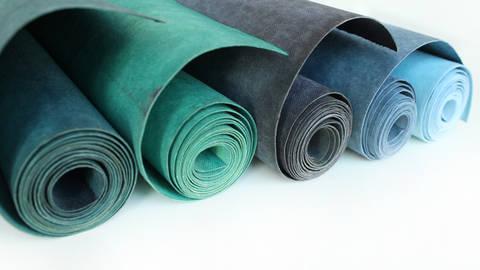 """Farbpaket """"Waldfarben"""": Waschbares Papier von kulörtexx kaufen im Makerist Materialshop"""