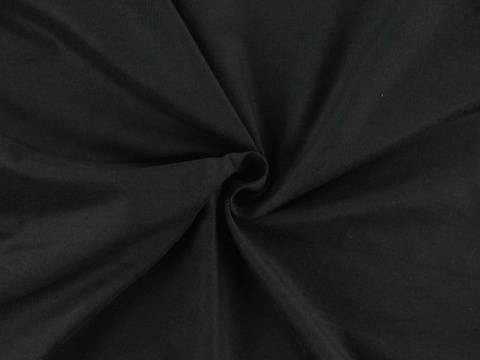 Nachtschwarzer Stretch-Feincord kaufen im Makerist Materialshop