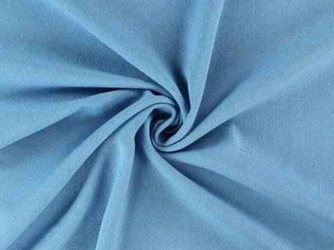 Türkiser Polyester Leinen kaufen im Makerist Materialshop