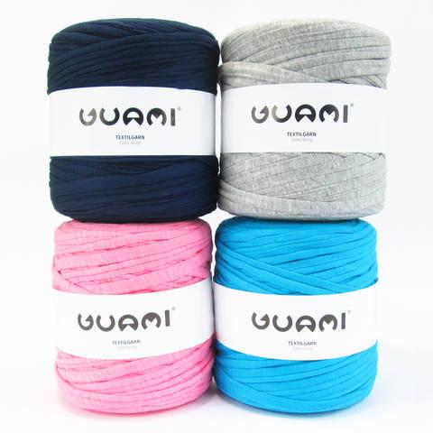 Guami Textilgarn: Recyceltes Jerseygarn kaufen im Makerist Materialshop