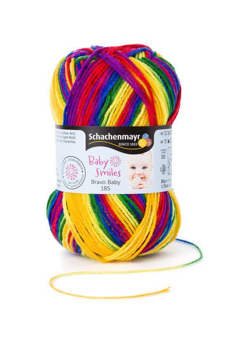 Baby Smiles 185 von Schachenmayr - 00186 clown kaufen im Makerist Materialshop