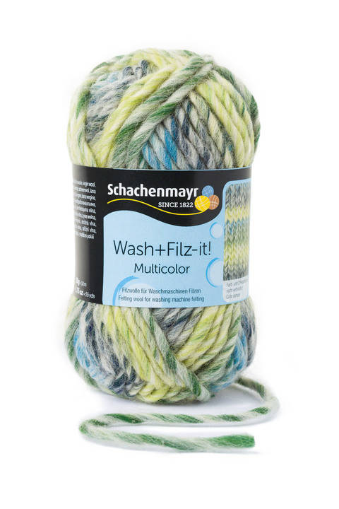 W + F Multicolor von Schachenmayr - 00253 pastell - gelb kaufen im Makerist Materialshop