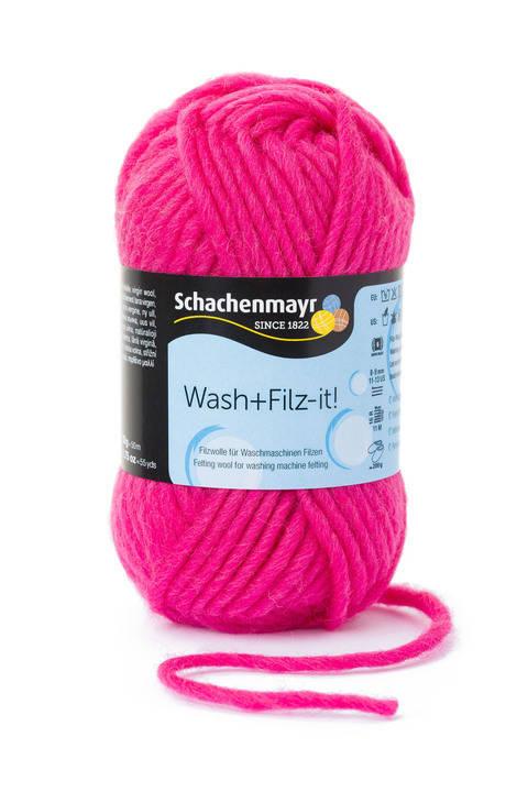 W + F Uni von Schachenmayr - 00011 pink kaufen im Makerist Materialshop
