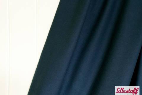 Dunkelbaues Bündchen lillestoff: glatt - 150 cm kaufen im Makerist Materialshop