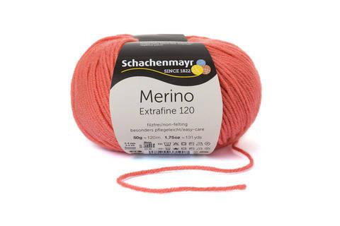 Merino Extrafine 120 - 00134 koralle kaufen im Makerist Materialshop