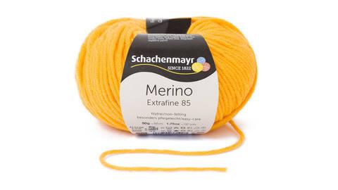 Merino Extrafine 85 von Schachenmayr - 00221 maracuja kaufen im Makerist Materialshop