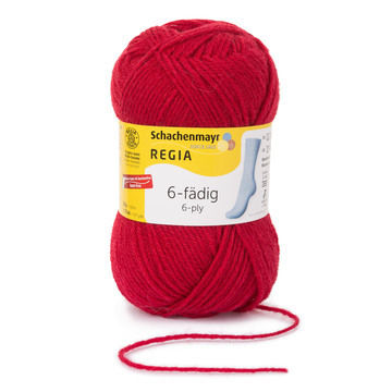 Regia 6-fädig von Schachenmayr - 50 g - Wolle und Garn kaufen im Makerist Materialshop