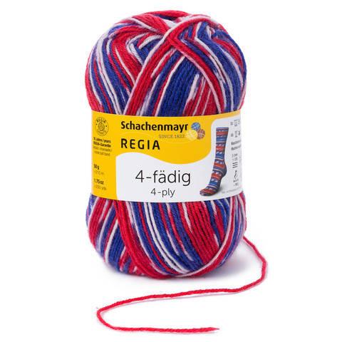 Regia 4fädig Color von Regia kaufen im Makerist Materialshop