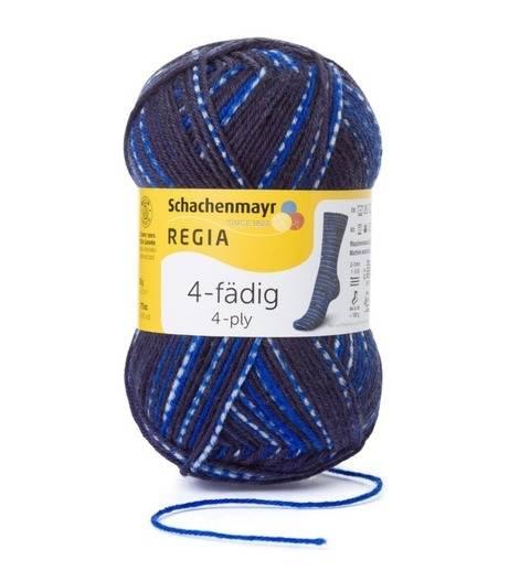 Regia 4-fädig Color 50g - 02265 button down  kaufen im Makerist Materialshop