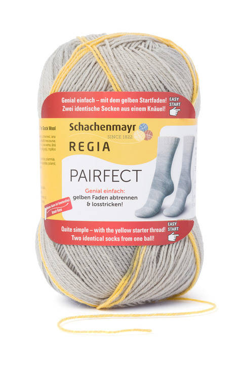 Regia Pairfect - Edition 4 Color 07098 anthrazit kaufen im Makerist Materialshop