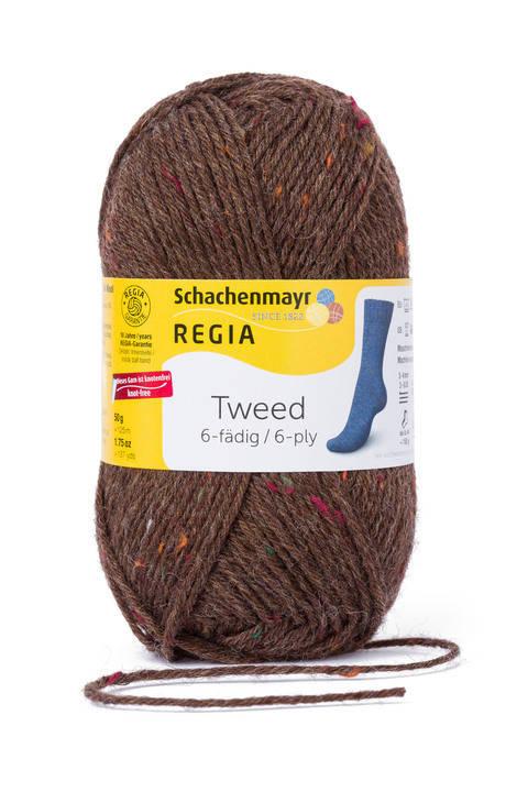 Regia 6fädig Tweed von Regia kaufen im Makerist Materialshop