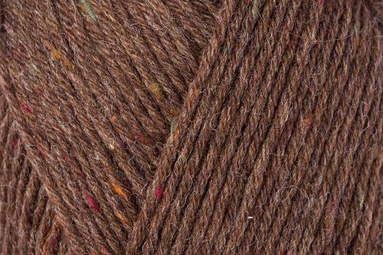 Regia 6fädig Tweed - 00010 borke - Wolle und Garn kaufen im Makerist Materialshop