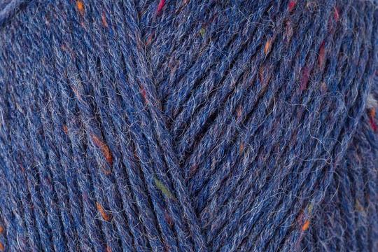 Regia 6fädig Tweed - 00052 jeans - Wolle und Garn kaufen im Makerist Materialshop