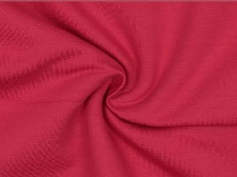 Pinker Baumwolljersey: French Terry - 160 cm kaufen im Makerist Materialshop