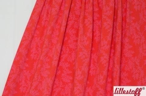Pinker Bio-Jersey lillestoff: Letizia Kombi 160 cm kaufen im Makerist Materialshop
