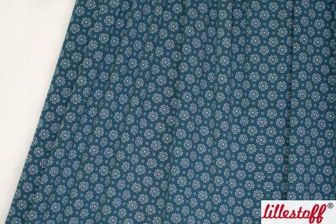 Türkisfarbener Modalstoff lillestoff: Holland - 150 cm kaufen im Makerist Materialshop
