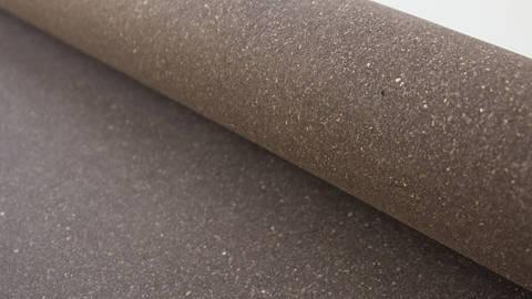 Dunkelbraunes recyceltes Leder: ReLeda - 100 x 70 cm kaufen im Makerist Materialshop