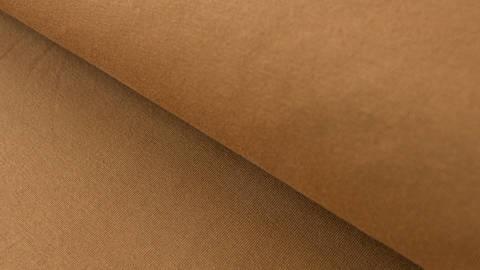 Brauner Baumwolljersey: Mocca - 160 cm kaufen im Makerist Materialshop
