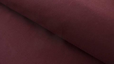 Acheter Jersey de coton Bordeaux - 160 cm dans la mercerie Makerist