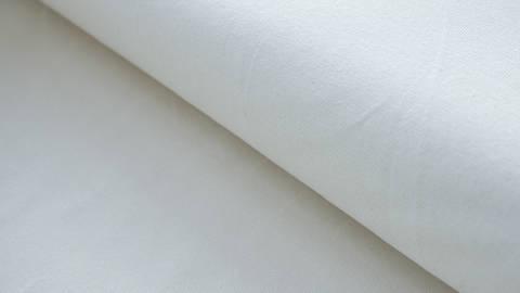 Weißer Baumwolljersey: White- 160 cm kaufen im Makerist Materialshop