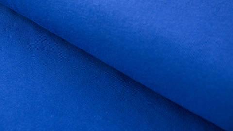 Königsblauer Baumwolljersey: New Cobalt - 160 cm kaufen im Makerist Materialshop
