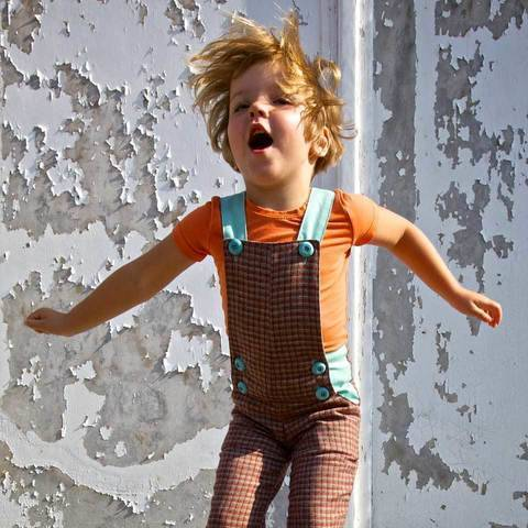 Acheter Patron pochette pantalon enfant Charles par Compagnie M. - FR dans la mercerie Makerist
