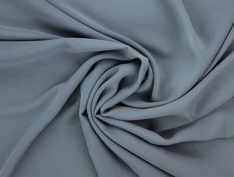 Dunkelgrauer Chiffon - 145 cm kaufen im Makerist Materialshop