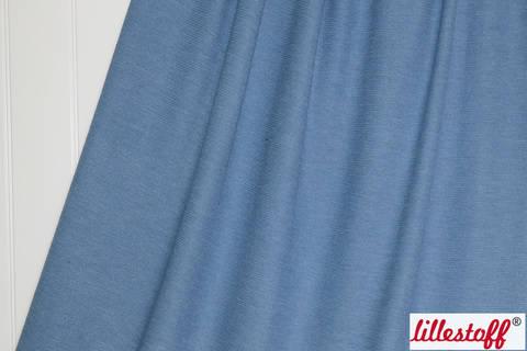 Taubenblau-melierter Soft Touch lillestoff - 130 cm kaufen im Makerist Materialshop