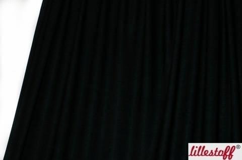 Schwarzer Uni Modalstoff lillestoff - 150 cm kaufen im Makerist Materialshop