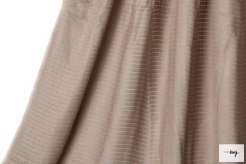 Taupefarbener Bambusstoff lillestoff - 120 cm kaufen im Makerist Materialshop