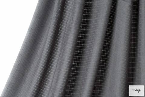 Steingrauer Bambusstoff lillestoff - 120 cm kaufen im Makerist Materialshop