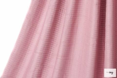 Altrosafarbener Bambusstoff lillestoff - 120 cm kaufen im Makerist Materialshop