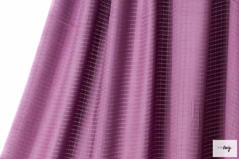 Beerenfarbener Bambusstoff lillestoff - 120 cm kaufen im Makerist Materialshop