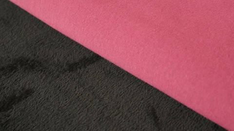 Bordeauxfarbener Uni Happy Fleece - 150 cm kaufen im Makerist Materialshop