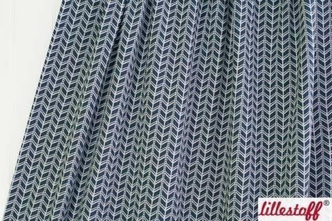 Grau-blauer Bio-Jersey lillestoff: Speed Kombi - 160 cm kaufen im Makerist Materialshop