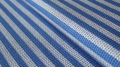 Blauer Hamburger Liebe Jacquard-Jersey: Maxistripes - 135 cm kaufen im Makerist Materialshop
