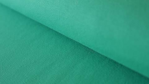 Smaragdgrüner Uni Jerseystoff: Gitte - 160 cm kaufen im Makerist Materialshop