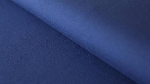 Dunkelblauer Uni Viskosejersey: Ginza - 160 cm kaufen im Makerist Materialshop