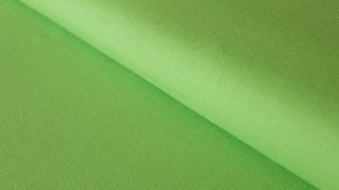 Kiwigrüner Uni Viskosejersey: Ginza - 160 cm kaufen im Makerist Materialshop