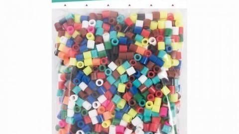 Bunte Bügelperlen - 1100 Stück kaufen im Makerist Materialshop