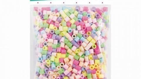 Pastell Bügelperlen -1100 Stück kaufen im Makerist Materialshop