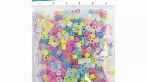 Glitter Bügelperlen - 1100 Stück kaufen im Makerist Materialshop