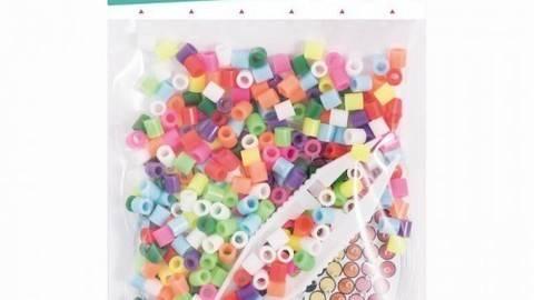 Bügelperlen Set: rund - 300 Stück kaufen im Makerist Materialshop