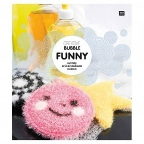 Creative Bubble Funny: lustige Spülschwämme häkeln - Buch kaufen im Makerist Materialshop
