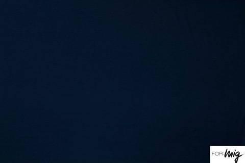 Dunkelblauer Uni Modalstoff lillestoff - 150 cm kaufen im Makerist Materialshop